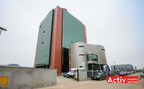 Integral Business Center inchiriere spatii de birouri Bucuresti nord imagine laterala cladire