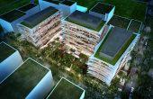 City Rose Park inchiriere birouri Bucuresti nord poza panoramica