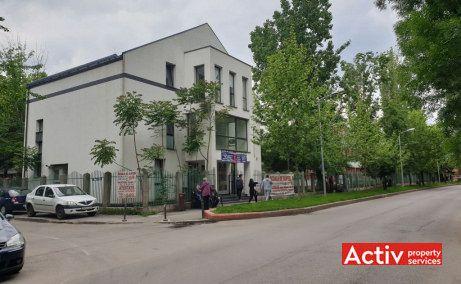 Jean Steriadi 17 spatii de birouri mici Bucuresti imagine cale de acces Str. Jean Steriadi