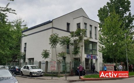 Jean Steriadi 17 spatii de birouri mici Bucuresti zona de est poza cladire