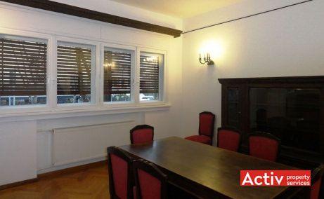 Primaverii 4 vila istorica de inchiriat Bucuresti zona Primaverii metrou Aviatorilor imagine interior