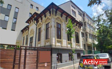 Aurel Vlaicu 88-90 vila de vanzare Bucuresti central poza cladire