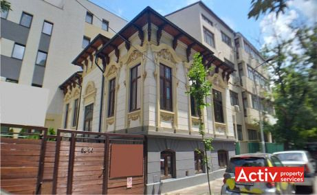 Aurel Vlaicu 88-90 - vila de vanzare