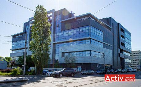 City Offices - oportunitate de inchiriere spatii birouri de inchiriat Bucuresti zona de sud metrou Eroii Revolutiei poza cladire