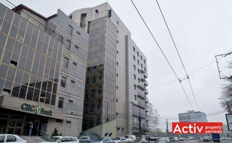 Asirom Center închirieri spații birouri Timișoara perspectivă încadrare în zonă