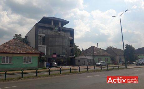 TMF birouri de inchiriat Targu Mures zona de sud poza cale de acces