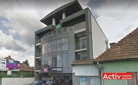 TMF spatii birouri de inchiriat Targu Mures zona de sud InterCora imagine de ansamblu