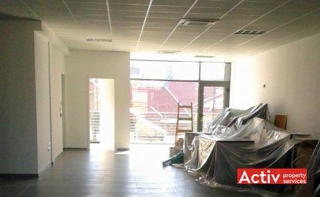 TMF spatii birouri de inchiriat Targu Mures zona de sud InterCora Kaufland imagine de interior