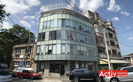 Costache Negri 2 birouri de inchiriat Bucuresti zona centrala metrou Eroilor poza cladire
