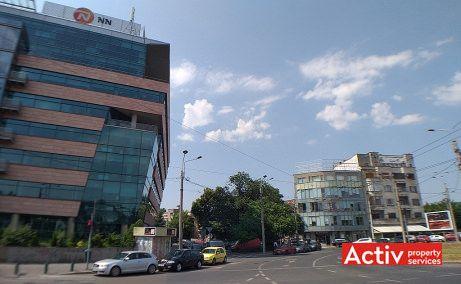 Costache Negri 2 spatii de birouri de inchiriat Bucuresti zona centrala metrou Eroilor imagine cale de acces