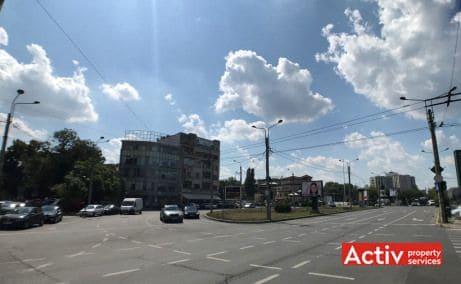 Costache Negri 2 inchiriere spatii de birouri Bucuresti central metrou Eroilor imagine cale de acces