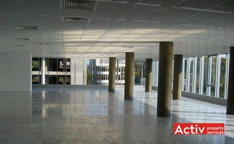 Herastrau Office Building spatii de birouri de inchiriat Bucuresti zona de nord imagine spatiu interior