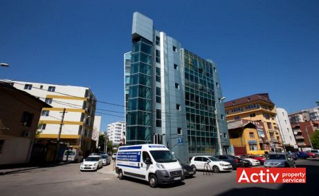 Foisorului Office Building spatii de birouri de inchiriat Bucuresti zona centrala Vitan imagine cladire