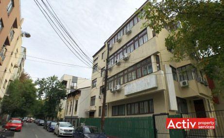 Ion Calin 13 spatii birouri de inchiriat Bucuresti central imagine cale de acces