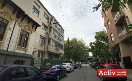 Ion Calin 13 spatii birouri de inchiriat Bucuresti zona centrala poza cale de acces