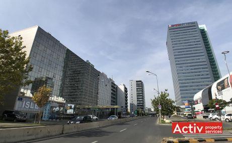 IPA birouri de inchiriat in Bucuresti zona de nord Mall Promenada poza din Calea Floreasca