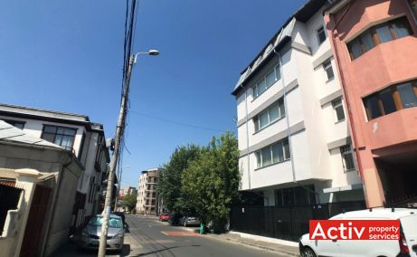 Sirenelor 24 spatii de birouri de inchiriat Bucuresti zona centrala imagine cale de acces