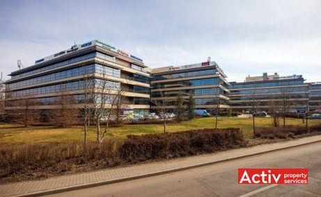 Spații birouri în Băneasa Business & Technology Park
