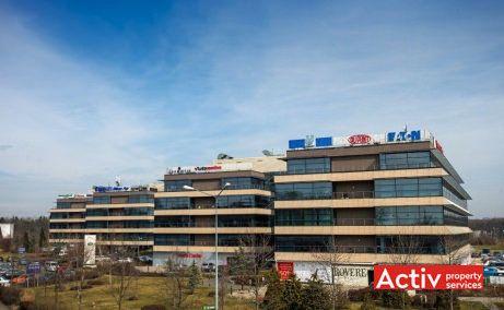 Băneasa Business & Technology Park spațiu de birouri nord vedere de ansamblu