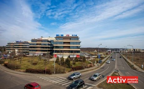Băneasa Business & Technology Park spații birouri zona nord încadrare în zonă