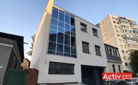 Scarlatescu 8 birouri de inchiriat / de vanzare in zona centrala Bucuresti poza cladire