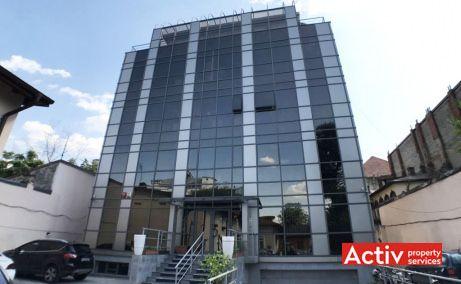 Vulturilor 18 spatii birouri de inchiriat Bucuresti zona Unirii central imagine cladire