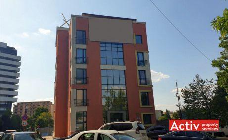 Aviatiei Office Buiding birouri de inchiriat Bucuresti zona de nord Aviatiei poza cladire