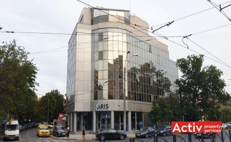 Aris Business Center cladire de birouri de inchiriat Bucuresti zona centrala poza cladire