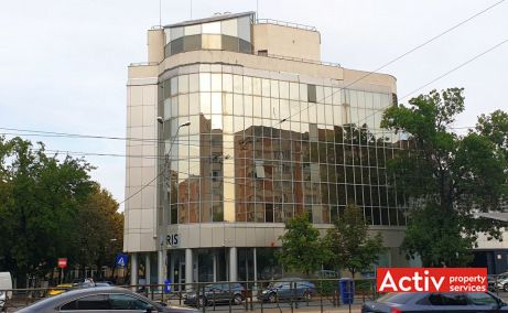 Aris Business Center cladire de birouri de inchiriat central poza cladire