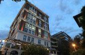 Ethos House birouri de inchiriat Gheorghe Titeica Bucuresti zona de nord la 500 metri de Promenada Mall poza cladire de ansamblu