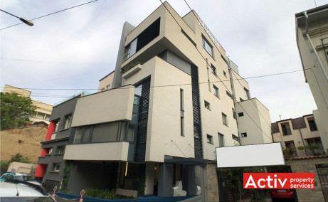 Ernest Brosteanu 31 birouri de inchiriat Bucuresti central zona Polona poza cladire