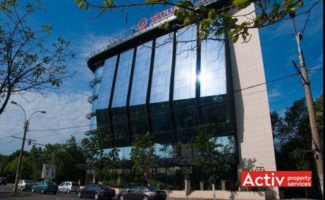 BARBU VĂCĂRESCU OFFICES închirieri spații birouri Văcărescu vedere exterioară