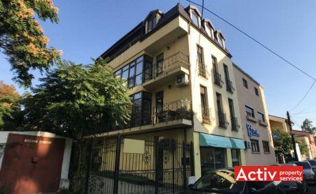 Alexandru Campeanu 62A cladire de birouri de vanzare Bucuresti limita centrului Bucurestiului imagine cladire