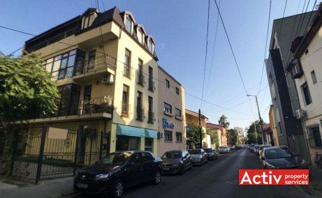 Alexandru Campeanu 62A cladire de birouri de vanzare limita centrului Bucurestiului poza cladire