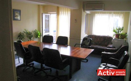 Dumitru Florescu 17 birouri de inchiriat Bucuresti nord poza spatiu de lucru