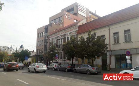 Silver Business Center spatii de birouri de inchiriat Cluj central poza cladire