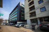 Biharia Office Building spațiu de birouri București zona nord, vedere din strada Biharia