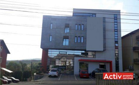 Fagului 83 cladire de inchiriat Cluj central imagine cale de acces