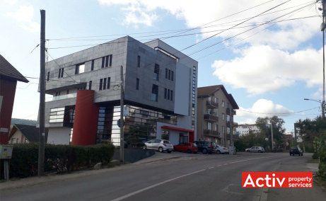 Fagului 83 spatii de birouri de inchiriat Cluj central imagine laterala