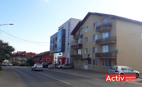 Fagului 83 spatii de birouri de inchiriat Cluj central poza cale de acces
