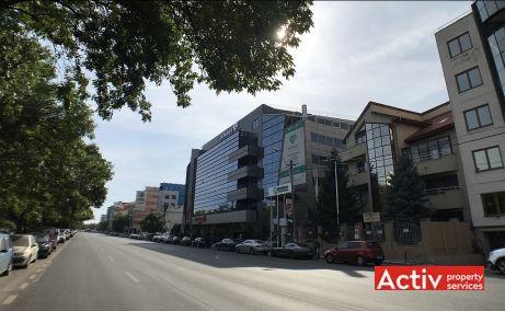 Nicolae Caramfil 77 spatii de birouri de inchiriat Bucuresti nord poza laterala