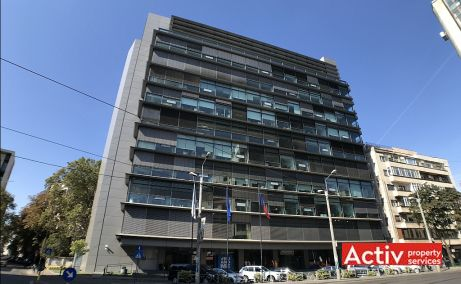 Lascar 31 Business Center inchiriere spatii de birouri Bucuresti central imagine cladire