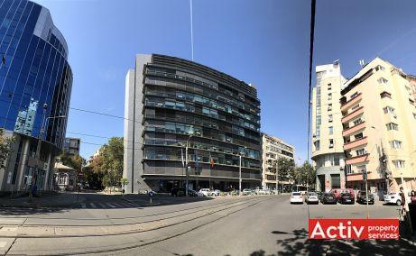 Lascar 31 Business Center inchiriere spatii de birouri Bucuresti central vedere cale de acces