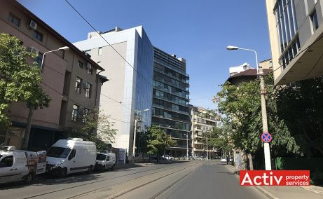Lascar 31 Business Center spatii de birouri Bucuresti central poza laterala