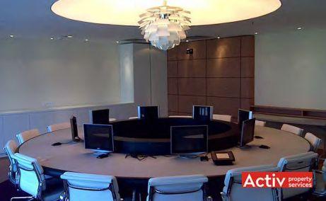 Lascar 31 Business Center spatii de birouri de inchiriat Bucuresti central poza sala meeting
