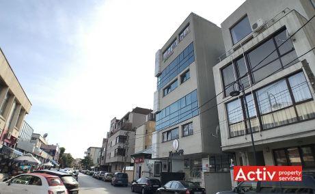 Banu Antonache 51 spatii de birouri Bucuresti nord imagine cale de acces
