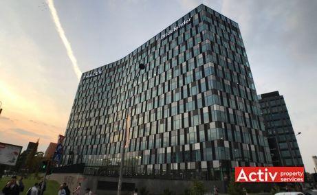 Orhideea Towers spatii de birouri de inchiriat Bucuresti vest poza cladire