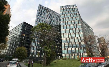Orhideea Towers spatii de birouri Bucuresti vest imagine amplasament