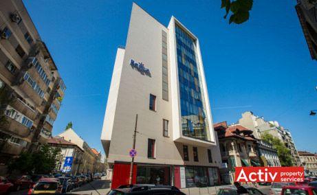 Regus Rosetti (City Center) închiriere birouri zona centrală imagine clădire