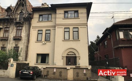 Constantin Noica 159 spatii de birouri de inchiriat Bucuresti central imagine cladire